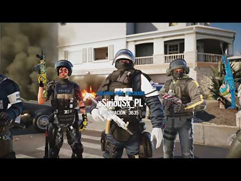 🔴DIRECTO Rainbow Six Siege w/ SUBS (PS4, 720p, 60fps)