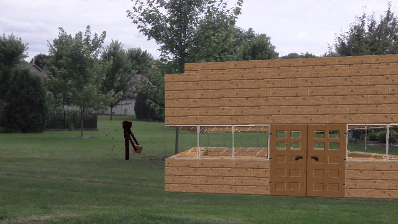 Minecraft How Build House