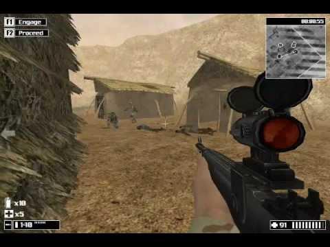 Army Ranger Mogadishu - GameSpot