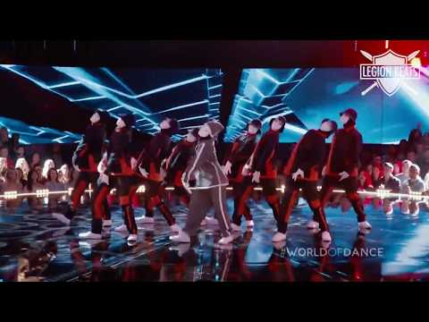 Jabbawockeez Dance to Mistah FAB's  Still Feelin It  Mixed & Mastered by Legion Beats