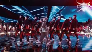 Jabbawockeez Dance to Mistah FAB's