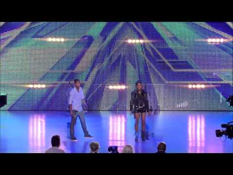 Boot Camp 2  Arin Ray vs Normani Hamilton What Makes You Beautiful- THE X FACTOR USA