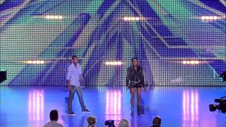 Boot Camp 2  Arin Ray vs. Normani Hamilton (What Makes You Beautiful)- THE X FACTOR USA