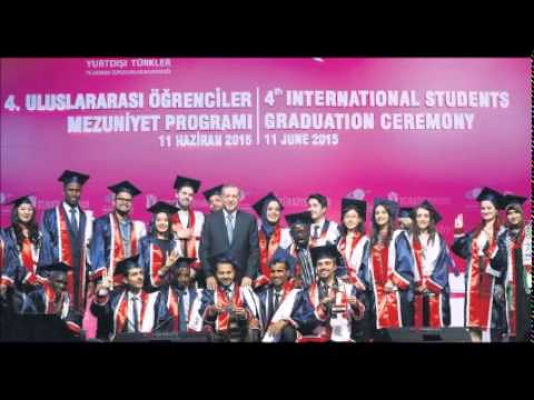 Scholarship program makes Turkey rising hub for foreign students