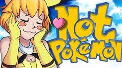 NOT POKEMON: Anime Invasion