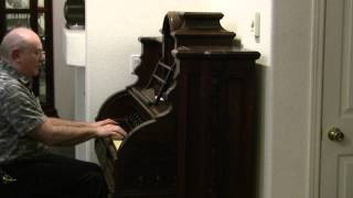 "U.S. Navy Hymn ""Eternal Father Strong to Save"" Reed Organ Solo"
