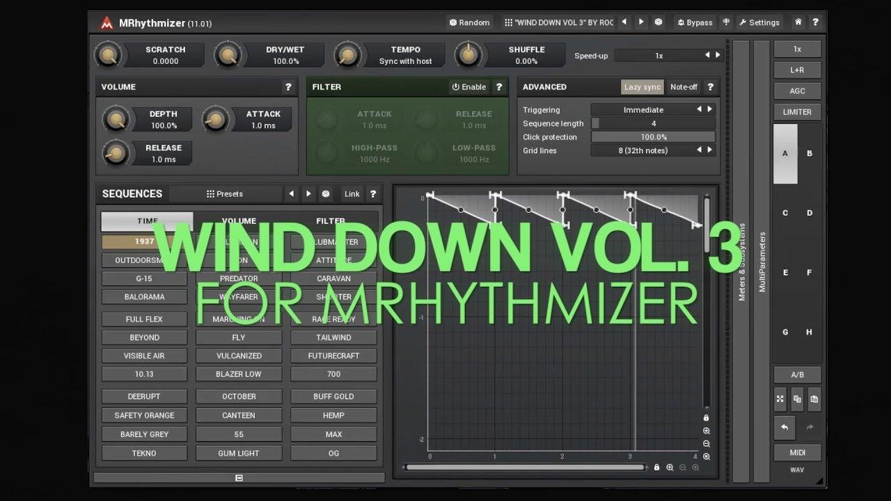 Free Mrhythmizer Presets Vo 2 Gross Beat For Mac