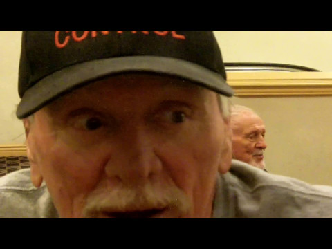 Colonel DeBeers interview    Wrestling Unabridged   AWA 2017