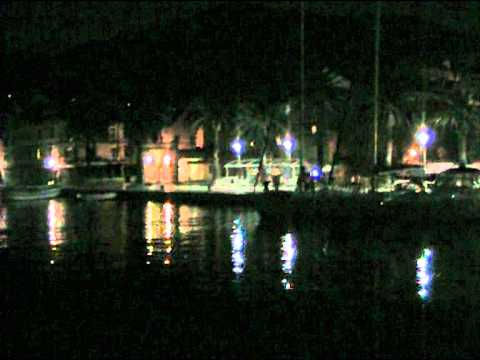 Hvar by night, SailingEurope Agents Sailing Days