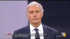 Di Matteo, l'accusa a Bonafede. 'Mi offrì Dap, ma dopo le reazioni dei boss ci ripensò'