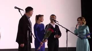 """Актеры фильма """"Ледокол"""" приехали в Астану"""