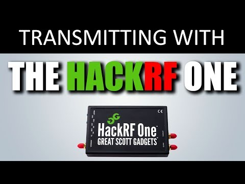 Transmitting With A HackRF One Via My Local Ham Radio Repeater