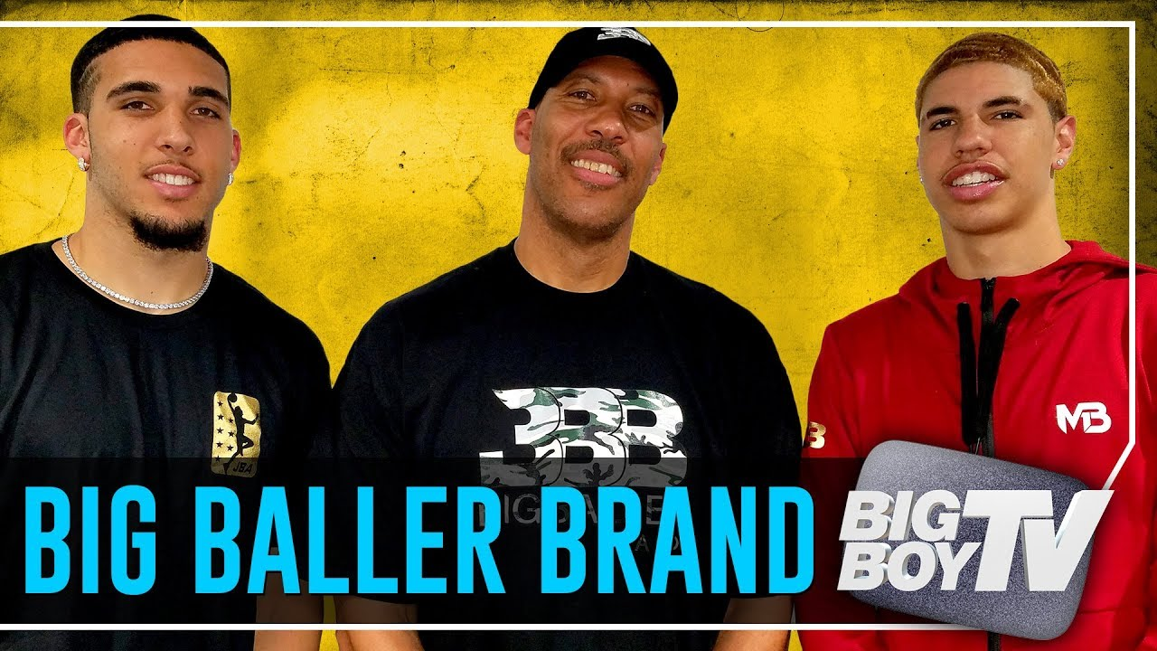 Download LaVar, LiAngelo & LaMelo Ball on JBA League, LeBron Coming to The Lakers & A Lot more