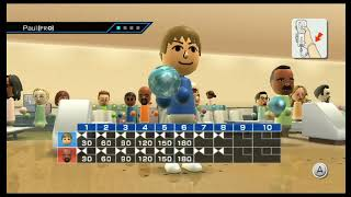Wii Sports - Defeating Matt in all Sports!