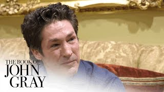 John Breaks the News That He Is Leaving to an Emotional Pastor Joel Osteen | Book of John Gray | OWN