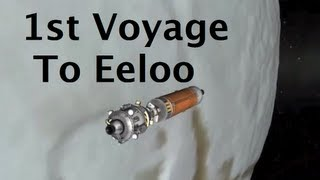 Kerbal Space Program - Voyage to Eeloo, New Planet in KSP 0.18.2