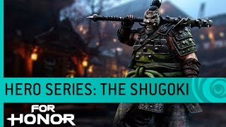 For Honor Trailer: The Shugoki (Samurai Gameplay) – Hero Series #7 [US]