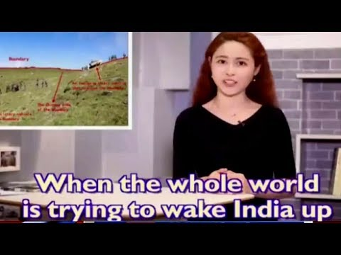 China mocks India with a racist video over Doklam standoff