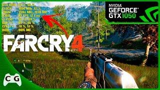 Far Cry 4 Na GTX 1050 Com Os Gráficos Lindos No Ultra (Teste Bem Detalhado) #6