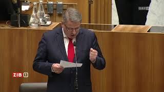 Kürzungen bei Umweltbudget ORF ZIB 1