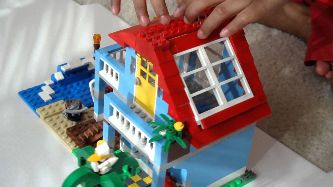 Lego Creator 7346 Have Fun Building A Dream Home Youtube
