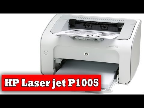 Hp Laserjet P1005 Printer Drivers For Windows 7 64 Bit