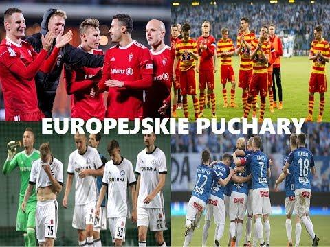 Rywale Polskich Klubów W Europejskich Pucharach | Liga Mistrzów 2018/19 | Liga Europy 2018/19