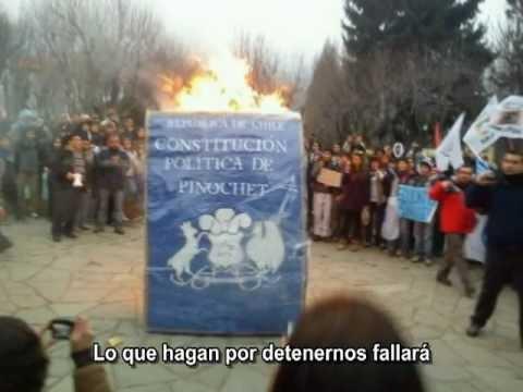 Rockumental de la Revolución Chilena  por la Educación (parte 1 de 3)
