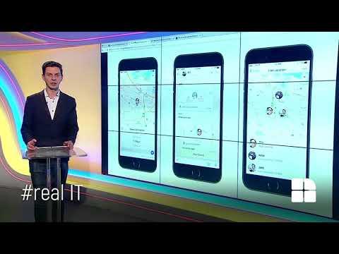 #realIT. Serviciul TELEGRAM Amendat