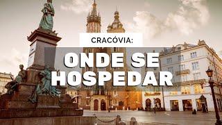🇵🇱 Onde se hospedar na Cracóvia? | Viagem para a Polônia