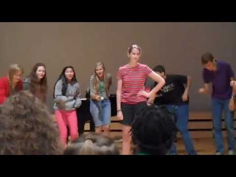 The potato chip song at Csehy 2014