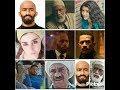 مسلسل نسر الصعيد بطولة محمد رمضان