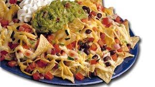 Cheesy Nachos Recipe