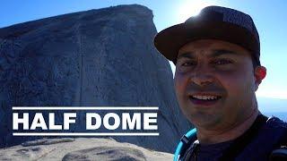 Hiking Yosemite's Half Dome | 4K
