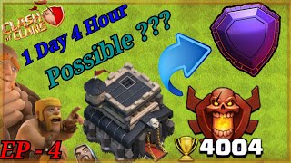 TOWN HALL 9 LEGENDS!! TH9 Trophy Pushing Attack Strategy 2020!! (Ep.-04) Trophy Push Clash of Clans!
