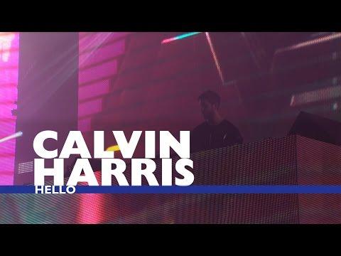 Calvin Harris - Hello