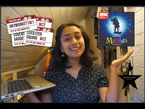 How to get cheap theatre tickets in London!