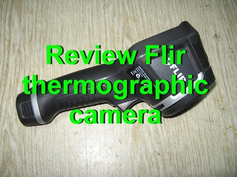 Review Flir thermographic camera 0001