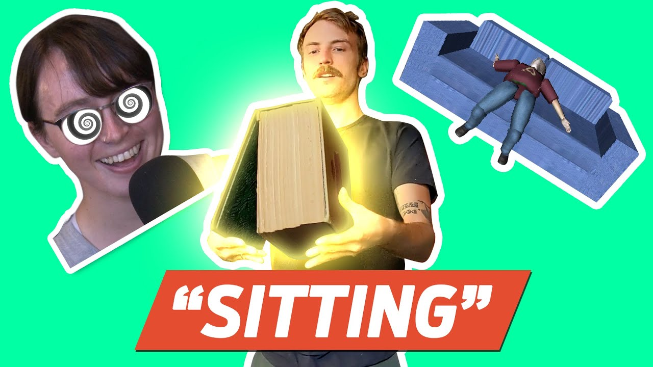 How To Do a Pretend Sit Up - Word of the Day Random Gameplay