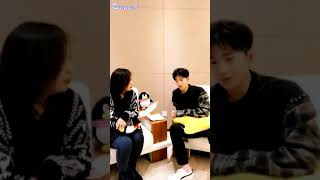 [Eng subs] 2018.01.13 QQ Space interview - Yang Yang