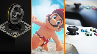 Steam's Got New Competition + P*rn Invading Super Mario Odyssey + Xbox to Expand Mod Support