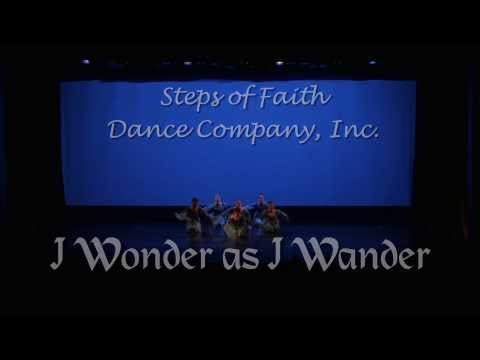 Steps of Faith 2013 Nativity Ballet - I Wonder