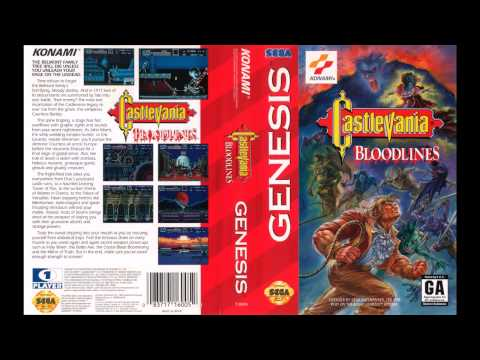 Download Simon S Theme Castlevania Bloodlines The New Generation