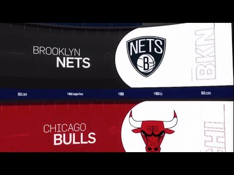 Brooklyn Nets vs Chicago Bulls Game Recap | 1/6/19 | NBA