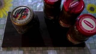 грибная икра (caviar from fungi)
