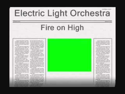 Electric Light Orchestra - Fire on High (Radio Edit)