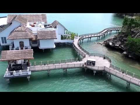 The St  Regis Langkawi External Resort Video