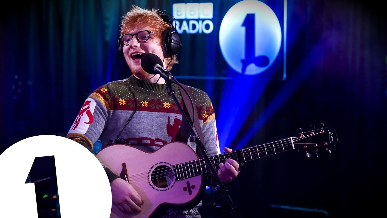 Perfect in the Live Lounge