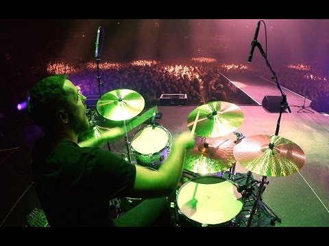 Sindre Skeie drums - Live with GJan 16