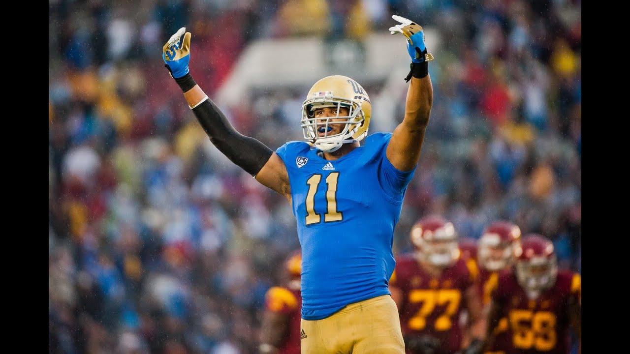 Anthony Barr 2013 UCLA Football Highlights